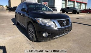 Used 2014 NISSAN PATHFINDER BH636994 for Sale