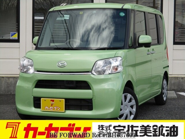 Used 2014 DAIHATSU TANTO BH637603 for Sale