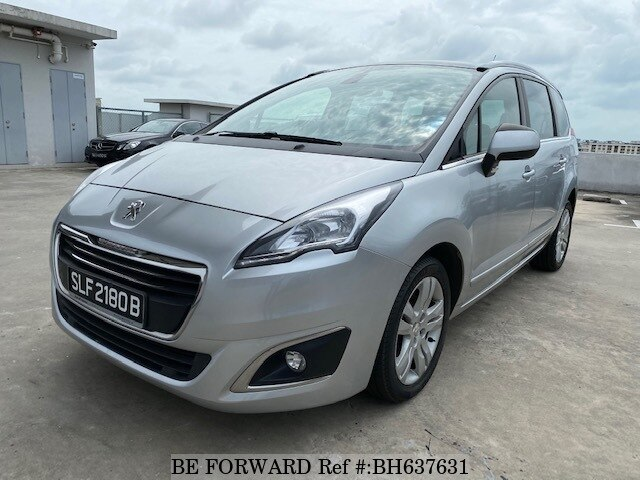 Used 2016 PEUGEOT 5008 BH637631 for Sale