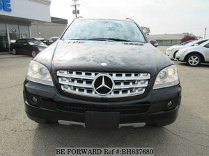 Used 2008 MERCEDES-BENZ M-CLASS BH637680 for Sale