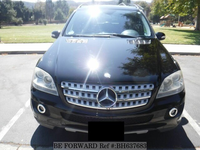 Used 2008 MERCEDES-BENZ M-CLASS BH637683 for Sale