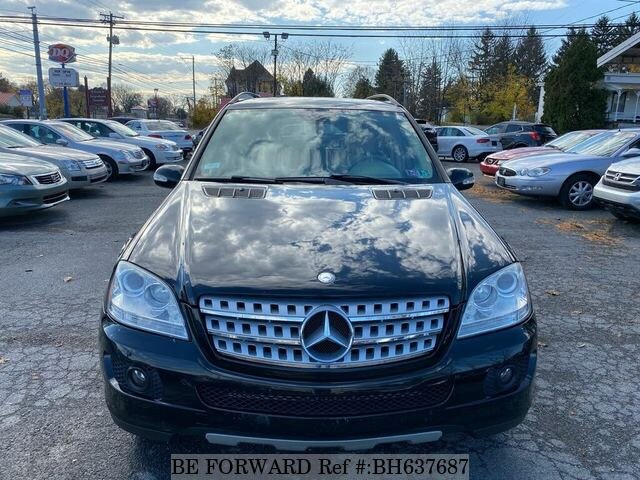 Used 2008 MERCEDES-BENZ M-CLASS BH637687 for Sale