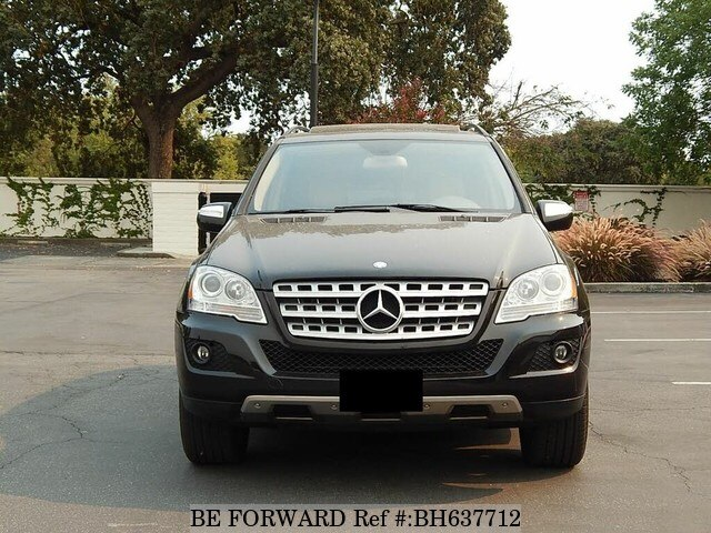 Used 2009 MERCEDES-BENZ M-CLASS BH637712 for Sale