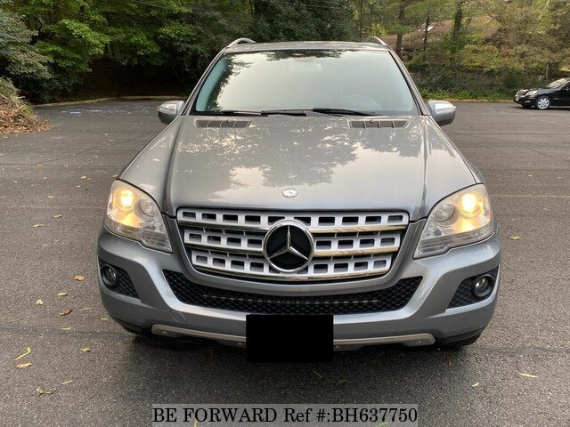 Used 2010 MERCEDES-BENZ M-CLASS BH637750 for Sale