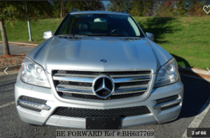 Used 2012 MERCEDES-BENZ GL-CLASS BH637769 for Sale