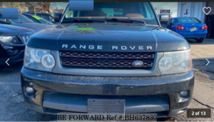 Used 2010 LAND ROVER RANGE ROVER SPORT BH637830 for Sale