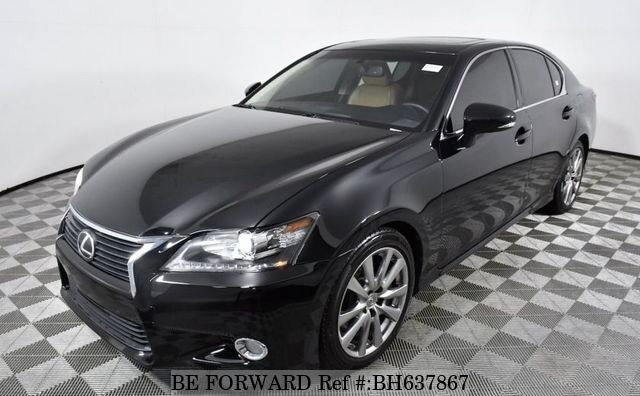 Used 2015 LEXUS GS BH637867 for Sale