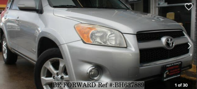 Used 2009 TOYOTA RAV4 BH637889 for Sale