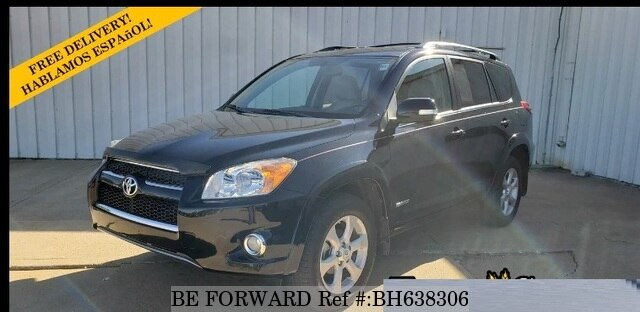 Used 2011 TOYOTA RAV4 BH638306 for Sale