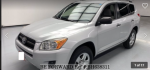 Used 2012 TOYOTA RAV4 BH638311 for Sale