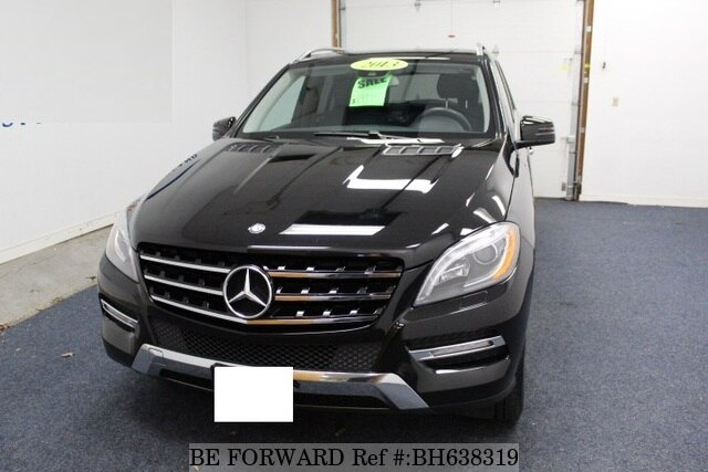 Used 2013 MERCEDES-BENZ M-CLASS BH638319 for Sale