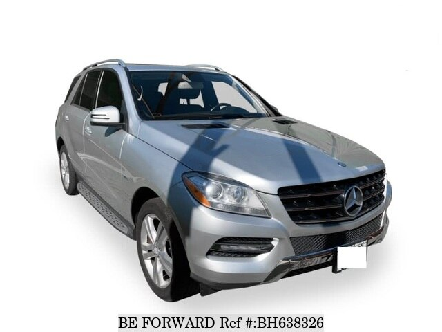 Used 2012 MERCEDES-BENZ M-CLASS BH638326 for Sale