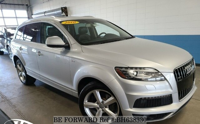 Used 2010 AUDI Q7 BH638330 for Sale