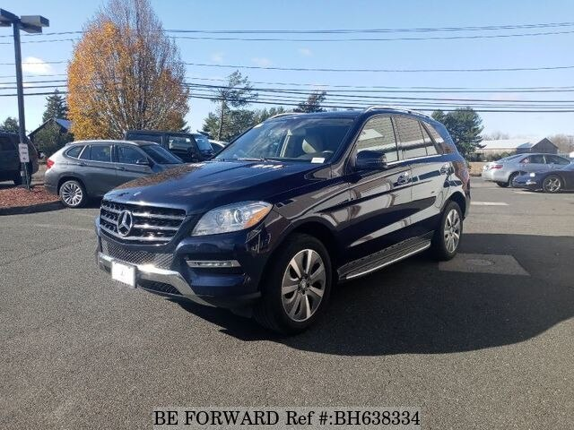 Used 2015 MERCEDES-BENZ M-CLASS BH638334 for Sale