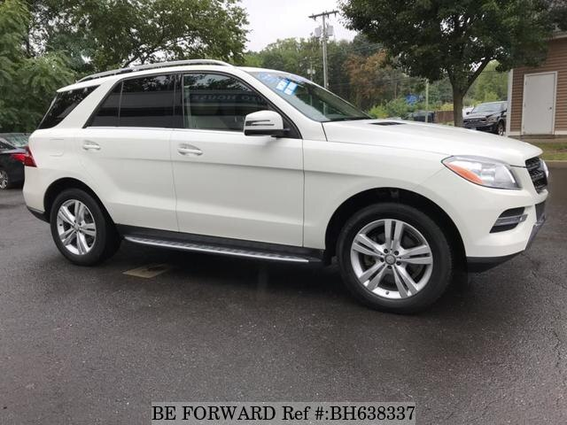 Used 2013 MERCEDES-BENZ M-CLASS BH638337 for Sale