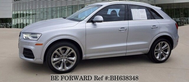 Used 2016 AUDI Q3 BH638348 for Sale