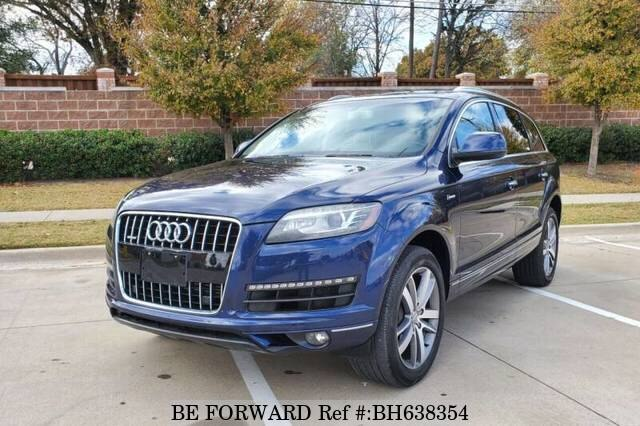 Used 2014 AUDI Q7 BH638354 for Sale