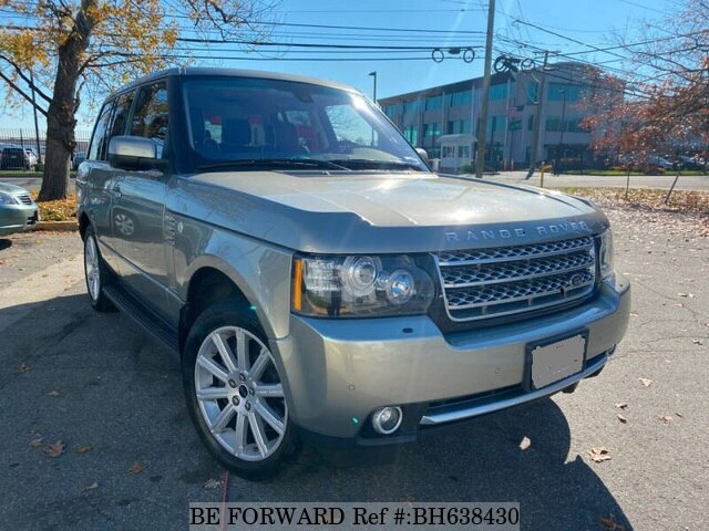 Used 2012 LAND ROVER LAND ROVER OTHERS BH638430 for Sale