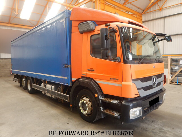 Used 2012 MERCEDES-BENZ AXOR BH638709 for Sale