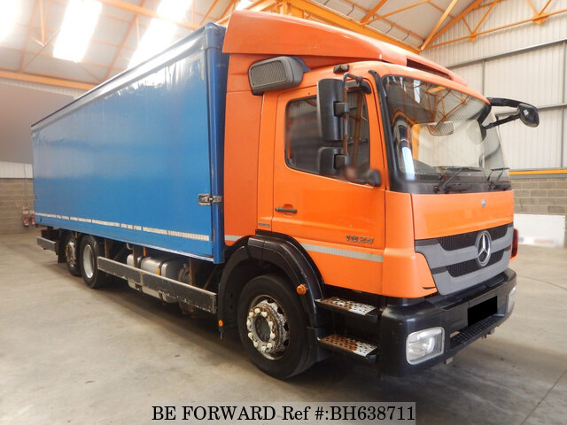 Used 2012 MERCEDES-BENZ AXOR BH638711 for Sale