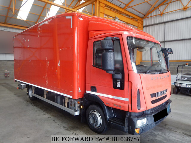 Used 2013 IVECO EUROCARGO BH638787 for Sale