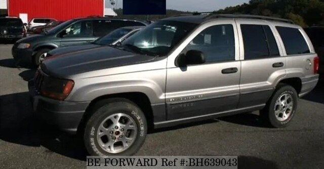 Used 2001 JEEP GRAND CHEROKEE BH639043 for Sale