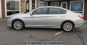 Used 2014 HONDA ACCORD BH639045 for Sale