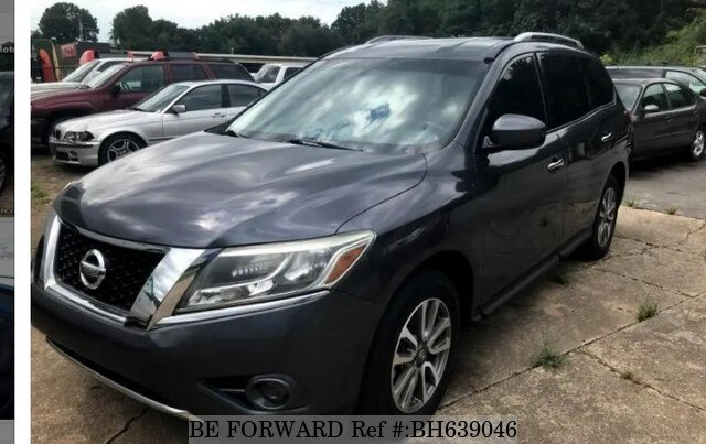 Used 2013 NISSAN PATHFINDER BH639046 for Sale