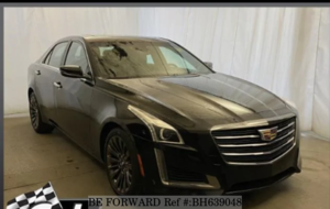 Used 2017 CADILLAC CTS BH639048 for Sale