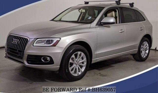 Used 2014 AUDI Q5 BH639057 for Sale