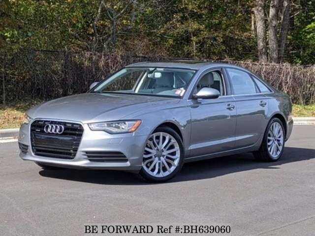 Used 2014 AUDI A6 BH639060 for Sale
