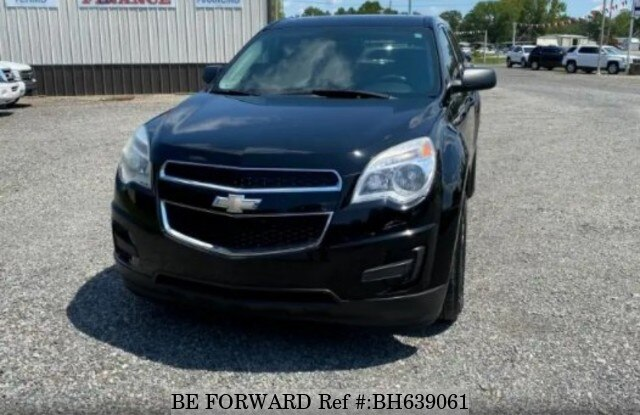Used 2013 CHEVROLET EQUINOX BH639061 for Sale