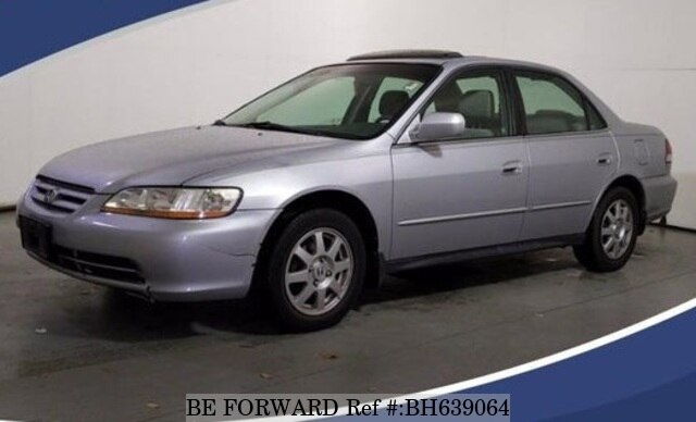 Used 2002 Honda Accord Se For Sale Bh639064 Be Forward