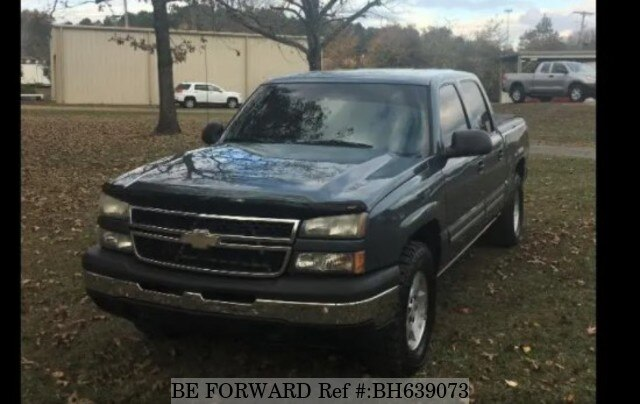 Used 2006 CHEVROLET SILVERADO BH639073 for Sale