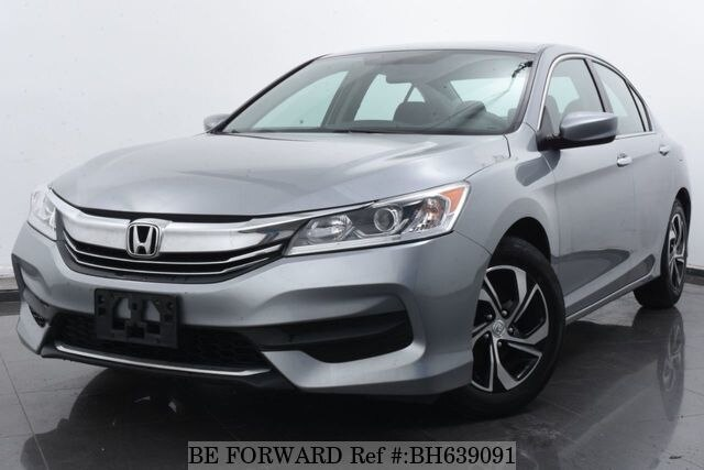 Used 2017 HONDA ACCORD BH639091 for Sale