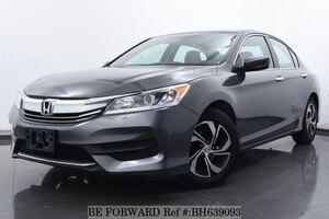 Used 2017 HONDA ACCORD BH639093 for Sale