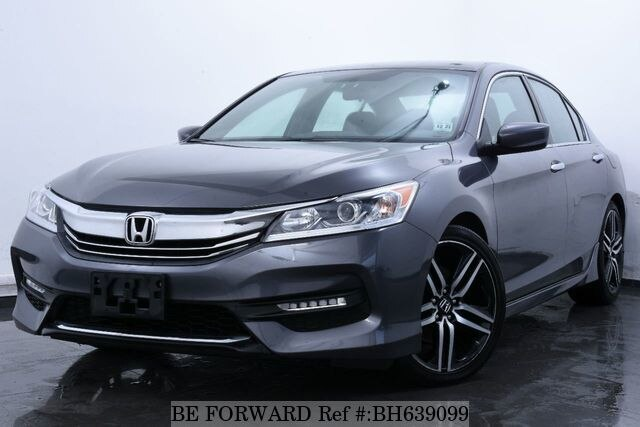 Used 2017 HONDA ACCORD BH639099 for Sale