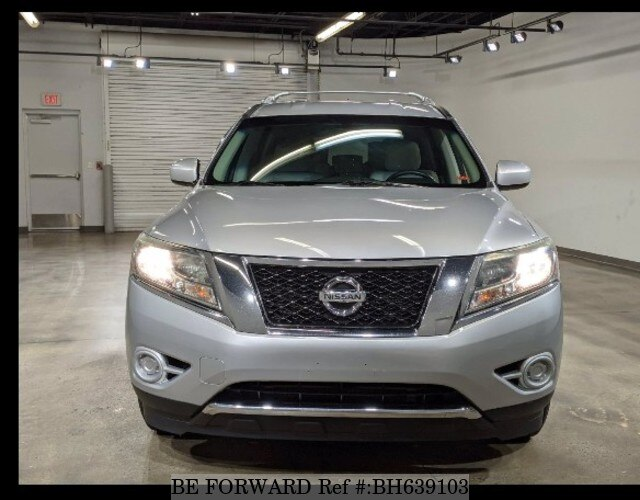 Used 2013 NISSAN PATHFINDER BH639103 for Sale
