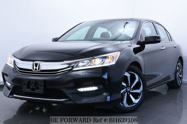 Used 2017 HONDA ACCORD BH639108 for Sale
