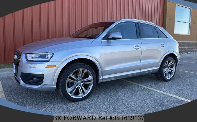 Used 2015 AUDI Q3 BH639137 for Sale