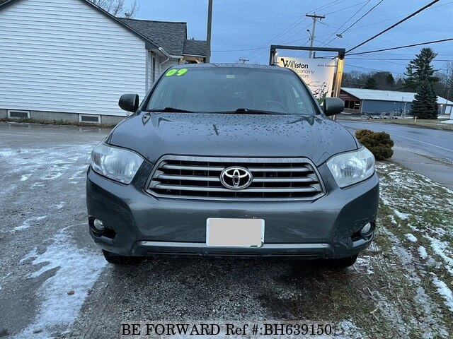 Used 2010 TOYOTA HIGHLANDER BH639150 for Sale