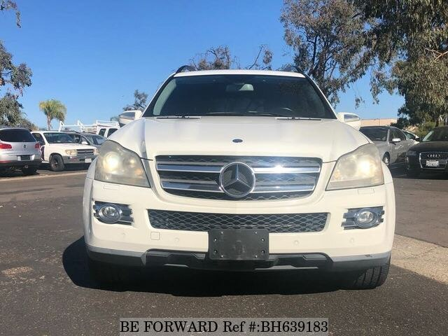 Used 2009 MERCEDES-BENZ GL-CLASS BH639183 for Sale