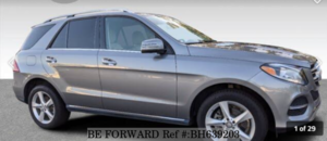 Used 2016 MERCEDES-BENZ GLE-CLASS BH639203 for Sale