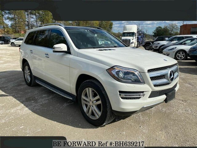 Used 2013 MERCEDES-BENZ GL-CLASS BH639217 for Sale
