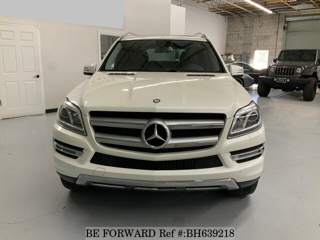 Used 2013 MERCEDES-BENZ GL-CLASS BH639218 for Sale