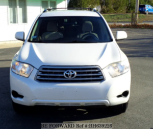 Used 2009 TOYOTA HIGHLANDER BH639226 for Sale
