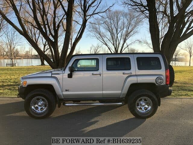 Used 2008 HUMMER H3 BH639235 for Sale
