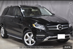 Used 2016 MERCEDES-BENZ GLE-CLASS BH639240 for Sale
