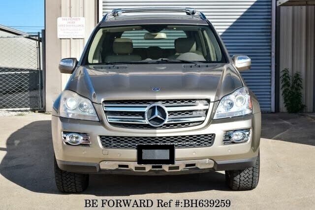 Used 2009 MERCEDES-BENZ GL-CLASS BH639259 for Sale