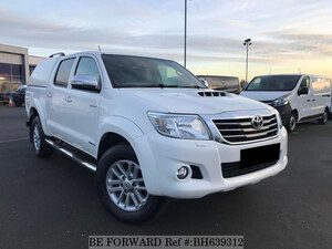 Used 2015 TOYOTA HILUX BH639312 for Sale